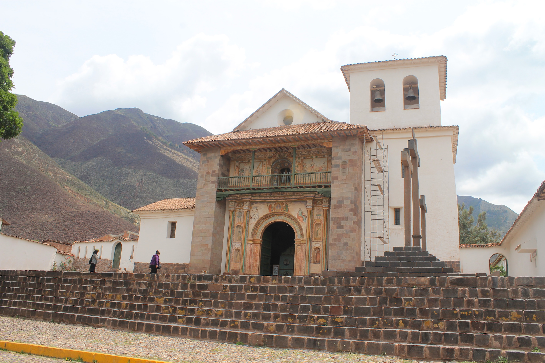 La Capilla de Andahuaylillas