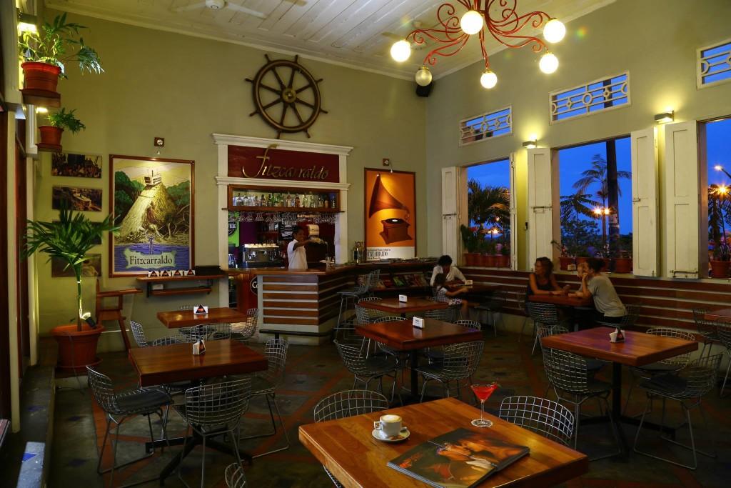Facebook Fitzcarraldo Café