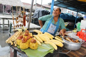Sabor amazónico. Buenos 'points' en Iquitos para comerte a la selva sin culpa