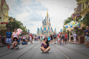 ¡Bienvenid@ al mundo mágico de Disney!