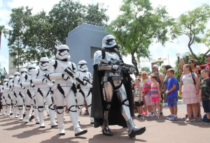 Conoce el universo de Star Wars en Disney's Hollywood Studios