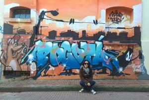 Arte urbano, café y salsa: tres ingredientes para disfrutar Bogotá