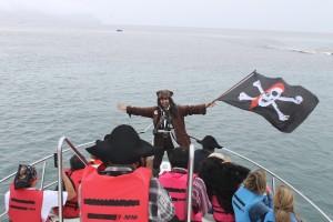 Piratas en el Callao: descubriendo tesoros por mar y tierra