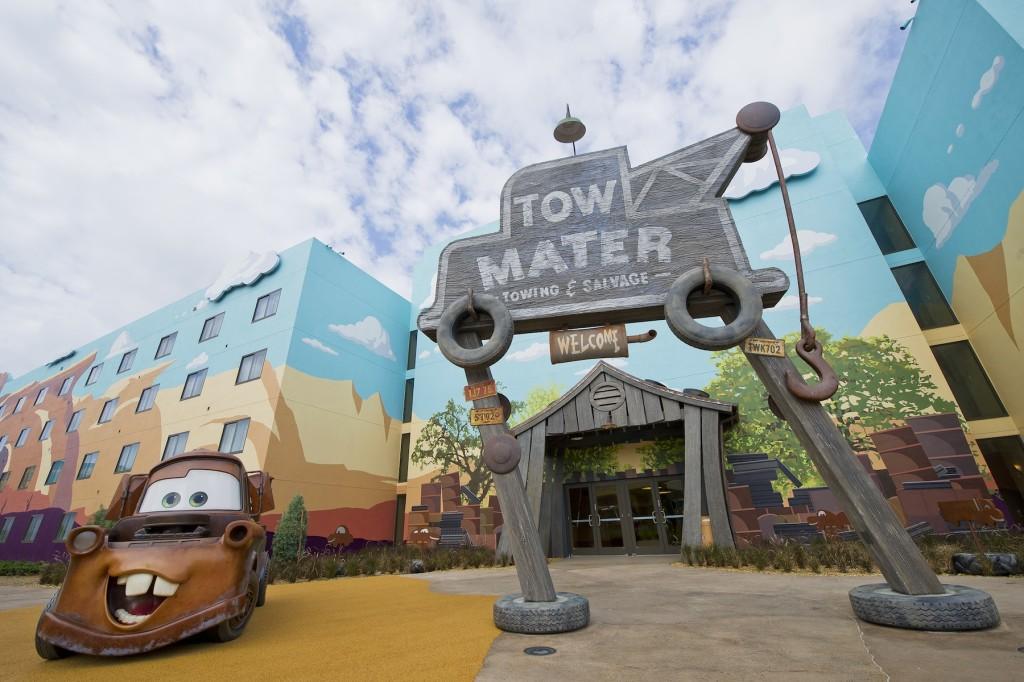 Foto: Disney's Art of Animation Resort. Disney / Matt Stroshane.