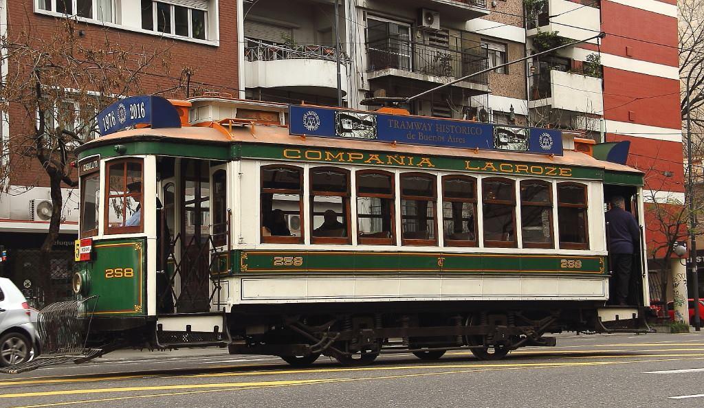Foto: Asociación Amigos del Tranvía.