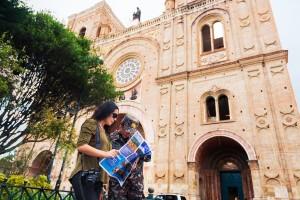 Cuenca, la ecuatoriana que lo tiene todo
