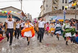 El Perú es un carnaval: 4 destinos imperdibles para festejar