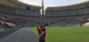 Recorre las instalaciones del Estadio Nacional totalmente gratis