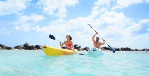 ¿Por qué los peruanos caen rendidos ante la belleza de Aruba?