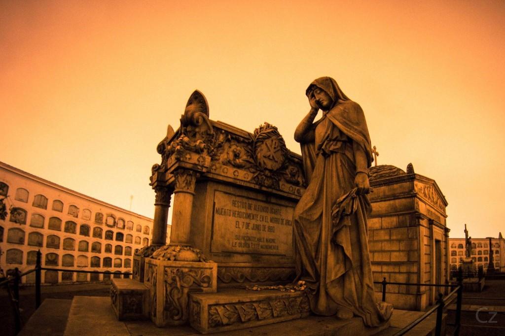 Foto: Cementerio Museo Presbítero Matías Maestro