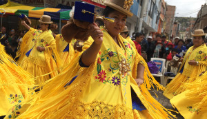 Así celebró Puno la tradicional Fiesta de la Candelaria   VIDEO