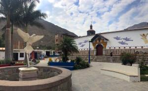 Escápate a Antioquía, el pueblo de colores a solo tres horas de Lima