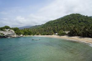 La belleza natural de Colombia que puedes visitar en Tayrona