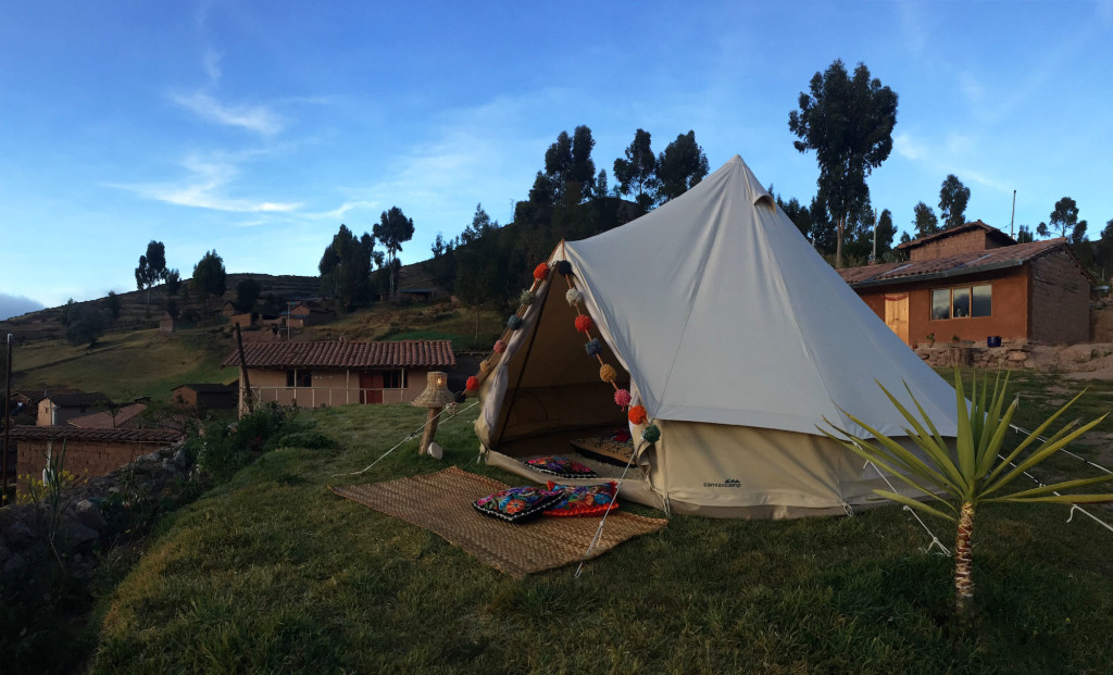 Glamping Cusco ©Checklist Viajero