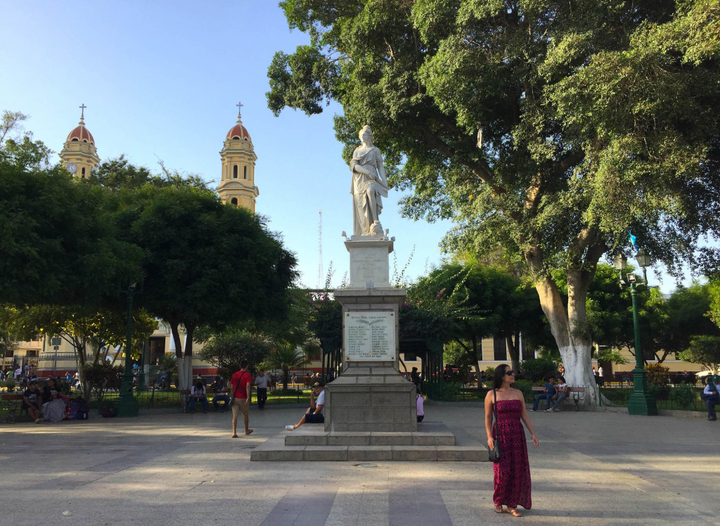 Piura Plaza de Armas