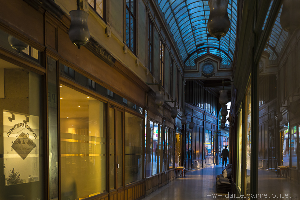 Passage Bourg L'Abbé
