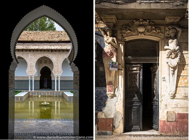 Arquitectura Argelia