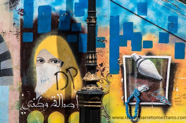 Grafiti en Argel
