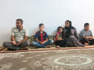 """Iraq - """"""""I am not happy to leave, I would rather stay here if"""