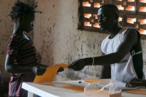 CAR : Vaccination en Mbaïki