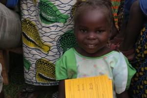 Más de 70.000 niños vacunados en República Centroafricana