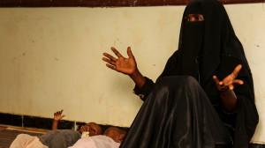 """Yemen: """"Mis hijos más pequeños fueron criados en la guerra, no conocen una vida en paz"""""""