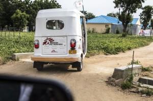 Nigeria: vehículos de tres ruedas que salvan vidas