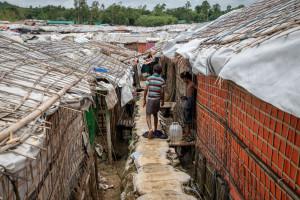Being Rohingya refugee beyond the mega-camp