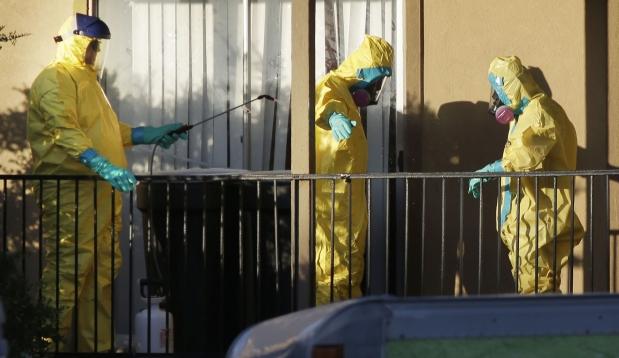 ebola Thomas Duncan - Reuters