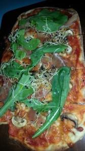 Pizza Sibaritana