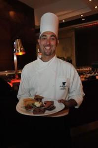 Chef Julio Ferradas