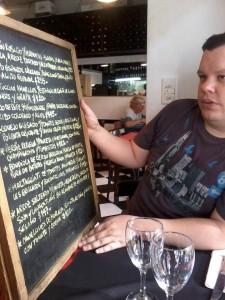 Chef Daniel Sologuren