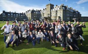 Participación peruana en la Final Global en Escocia