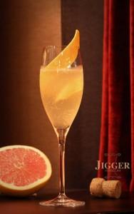 Jigger cocktail