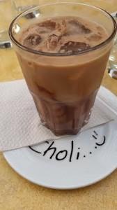 Cacaoocino S/14.00 chocolate y café