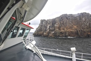 Isla Decepción: un viaje gélido en el cráter de un gigantesco volcán