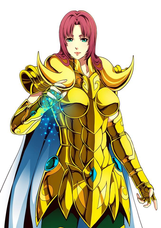 "Saint Seiya ""Gold Saint: Ares Chapter"" 10262104_1505007373106015_7190067517783907106_n"