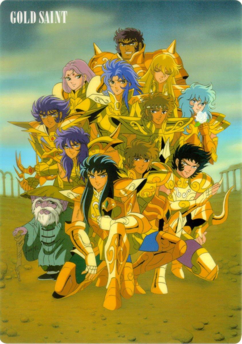 Gold_saints_group