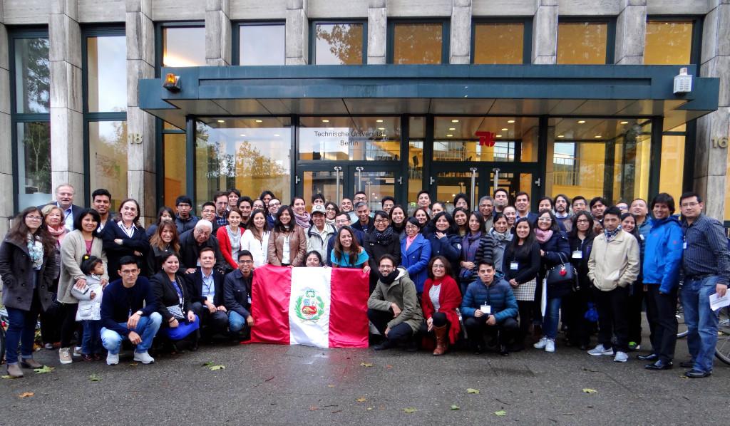 Participantes en SINAPSIS 2017.