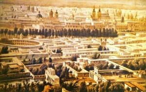 IMAGEN: ARCHIVO PABLO J. GÓMEZ DEBARBIERI SOLERA. La antigüedad de Acho y su influencia en Lima desde el siglo XVIII deben inspirarnos para relanzarla hacia el futuro.