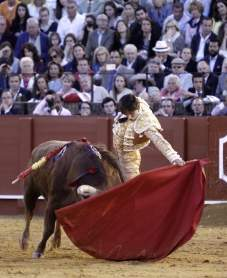 Blog 14 Andres Roca Rey 6to toro Sevilla 9 abr 2016