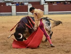 A Morenito de Aranda le tocó el mejor lote y lo aprovechó.