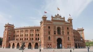 Empezó la Feria de  San Isidro en Madrid (con videos)