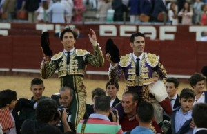 Roca Rey triunfó antes de ir a Madrid (con videos de sus faenas)