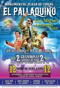 Ferias en Ranrahirca, Áncash y San Miguel, Cajamarca