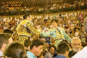 Roca Rey también triunfó en Málaga, el sábado 18 (con video)