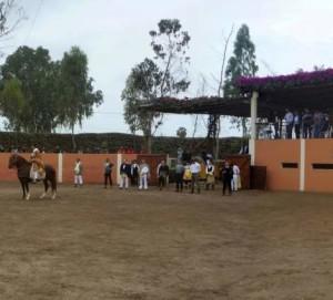 Interesante Feria del Torero Aficionado, en Lurín