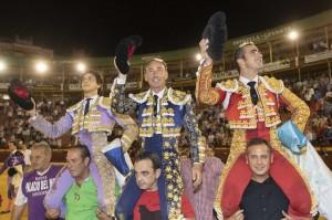 Repasando a algunos toreros de la Feria del Señor de los Milagros (con videos de las corridas de Roca Rey)