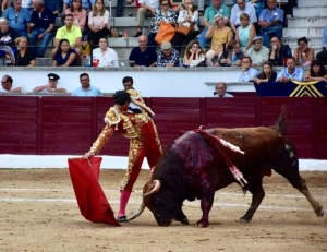 Joaquín Galdós triunfó en Almodóvar del Campo