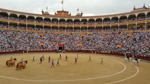 FOTO: CULTORO La Plaza de Las Ventas sigue siendo determinante para el futuro de los toreros, pero no basta triunfar allí; hay que mantenerse triunfando.
